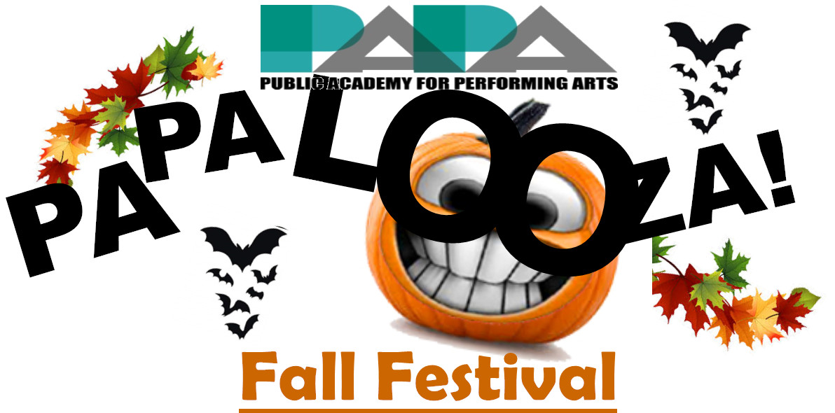 PAPApalooza 2019 Fall Festival